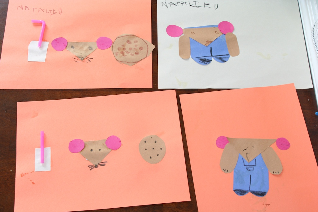 If You Give A Mouse A Cookie Arts And Crafts