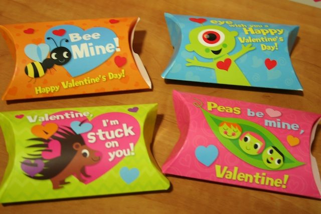 Valentine Treat Box Cards Giveaway ends 0204 – Valentines Cards with Candy