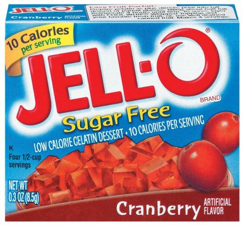 Sugar Free Jello Pudding